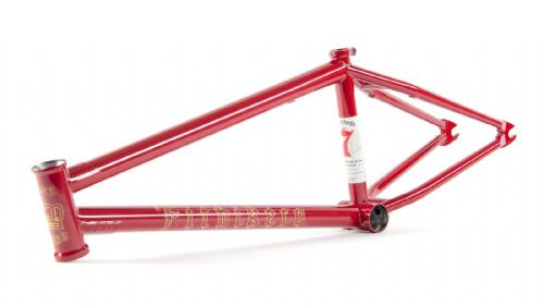 "FIT Begin Frame 21"" Ron Burgundy"